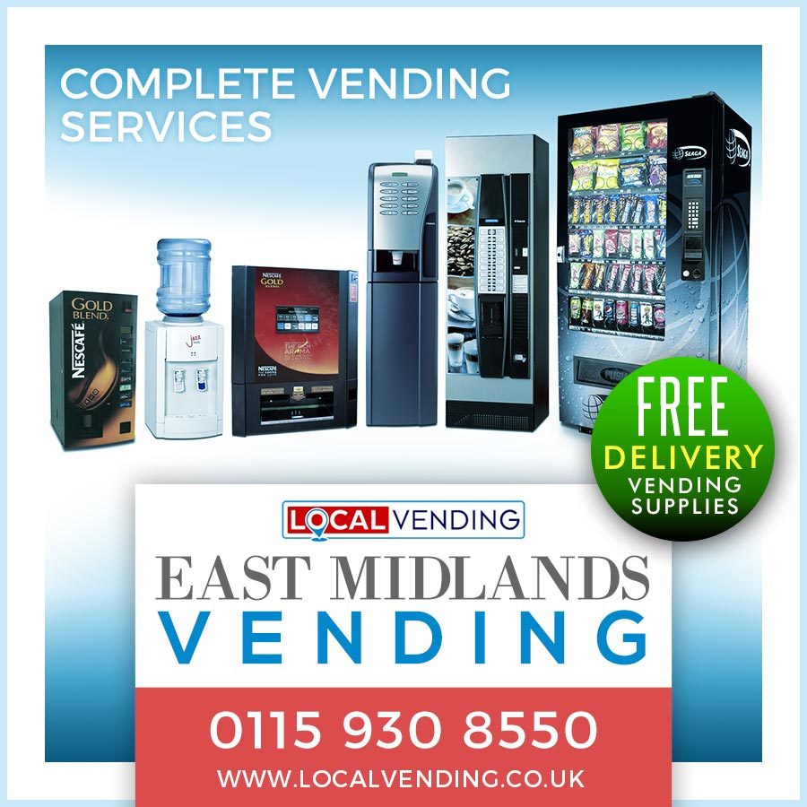 East Midlands vending
