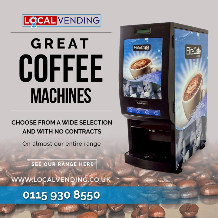 Great coffee machines
