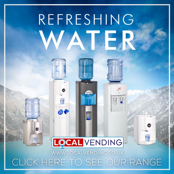 refreshing water coolers